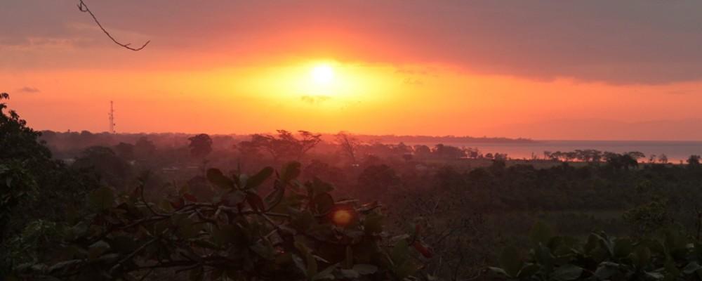 Sun rise Izabal